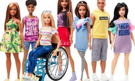 Able to Be Counted: Mattel adds physically challenged dolls to Barbie Fashionista line
