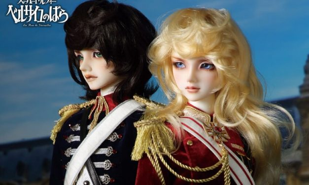 Volks USA announces limited release of 'The Rose of Versailles' BJDs