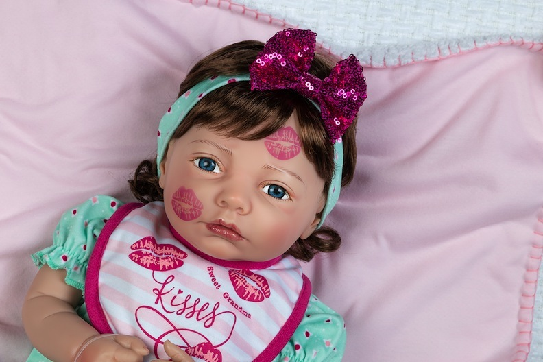 Paradise Galleries' Sweet Kisses doll