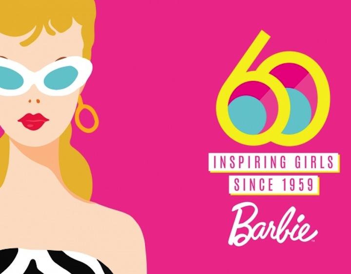 Barbie 60th Anniversary