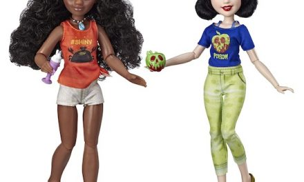 Ralph Breaks the Internet Movie Dolls break Disney Princess stereotypes