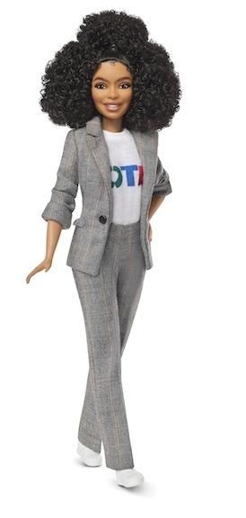Yara Shahid Shero doll for 2019