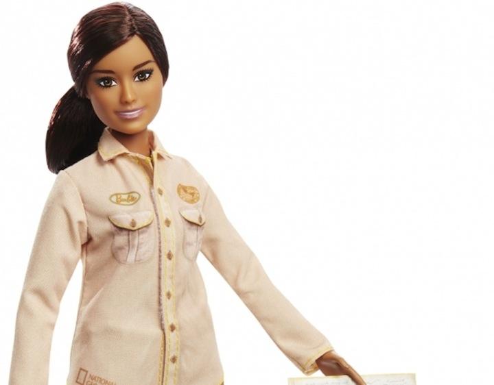 Barbie National Geo Dream Gap