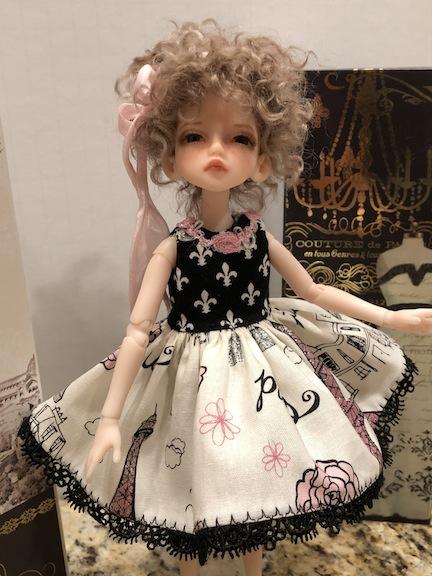 Jemima in Edith Schmidt clothing