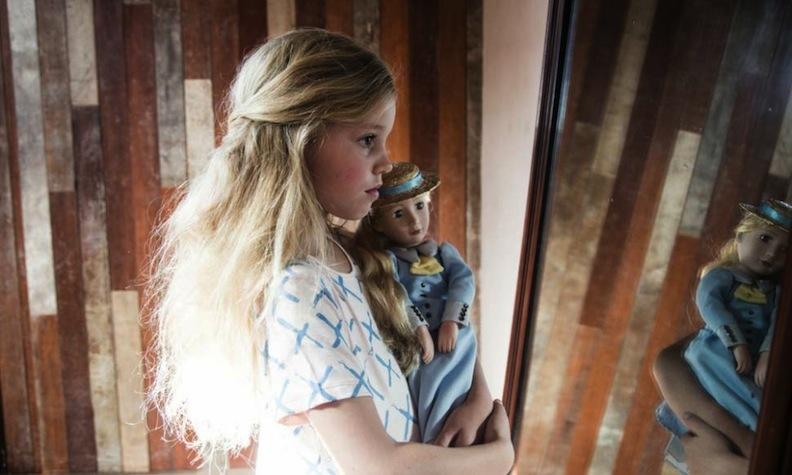 Amelia Victorian doll