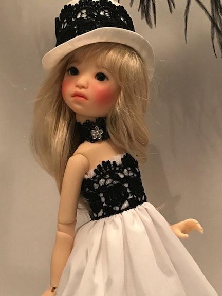 My Meadow doll Hannah wearing Edith Schmidt