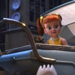 Christina Hendricks gabs about Gabby Gabby and 'Toy Story 4'