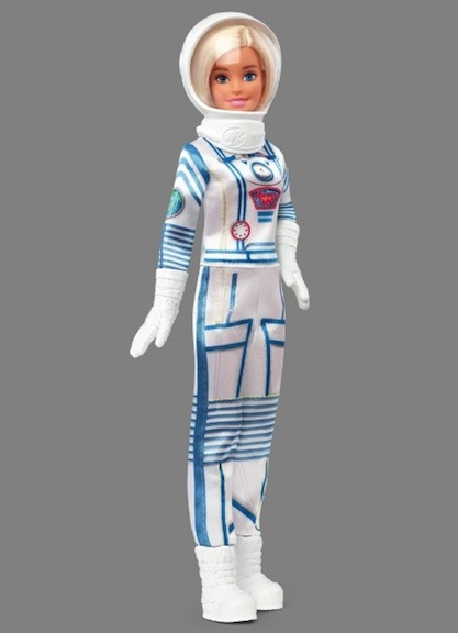 Earth Angel Space Astronaut Dolls Look To Future For Girls
