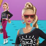Pop Princess: Keith Haring Barbie evokes 1980s attitude