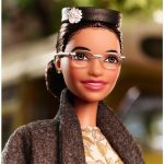 Taking a Stand: Rosa Parks doll celebrates her famous bus ride for justice