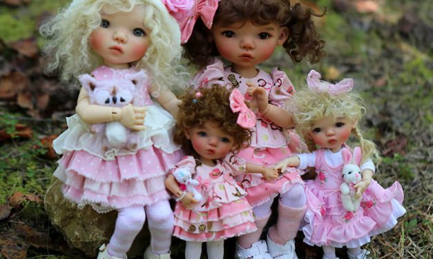 Meadow Dolls' new Sissi preorder offers collectors lots of options