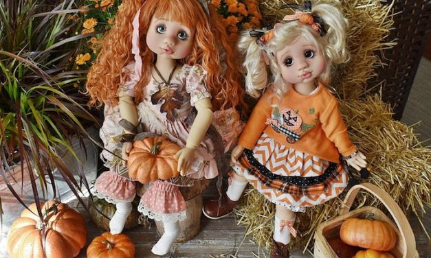 Seriously Quirky: Kim Arnold is very serious about her dolls and collectors